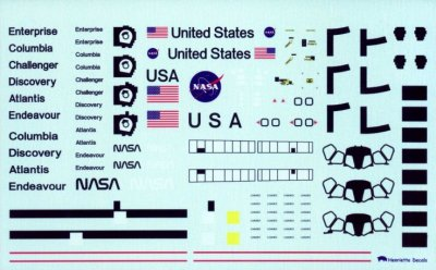 Space Shuttle Decals (page 3) - Pics about space